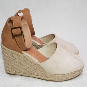 Coconuts by Matisse espadrille wedge sandals